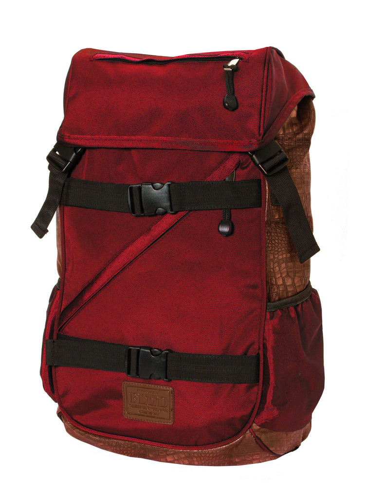 <!--020130820059145-->FLuD Watches - 'Tech Bag' [(Red) Backpack]