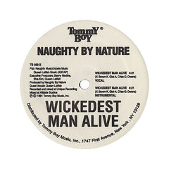 "<!--019910101010399-->Naughty By Nature - 'O.P.P./ Wickedest Man Alive' [(Black) 12"" Vinyl Single]"