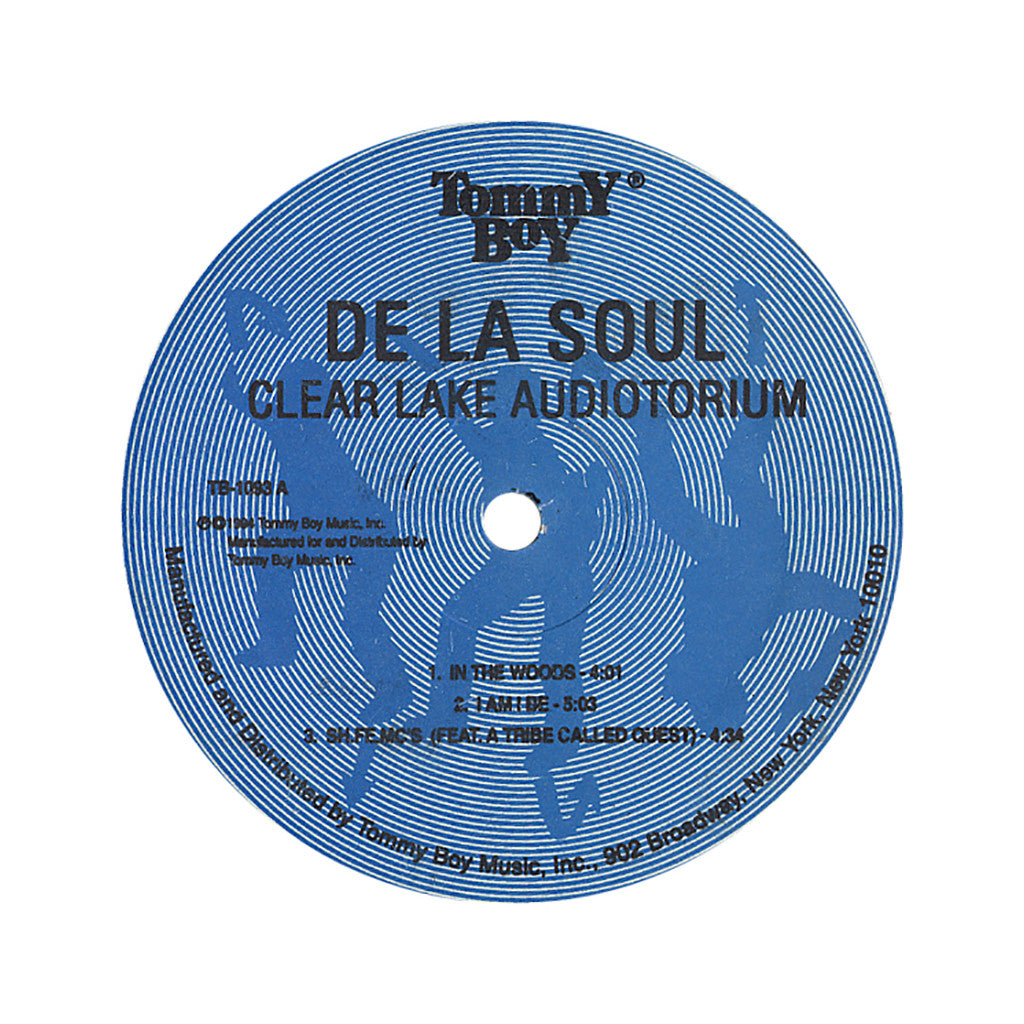 <!--2008072321-->De La Soul - 'Sh.Fe.MC's' [Streaming Audio]