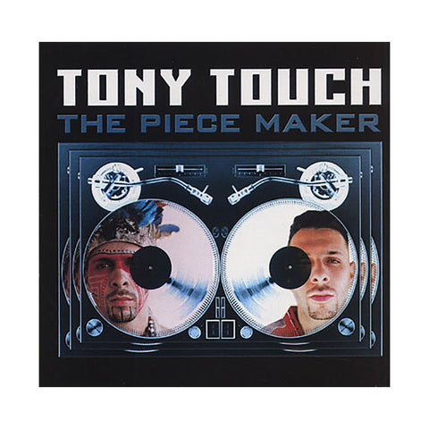 Tony Touch - 'The Piece Maker Vol. 1' [CD]