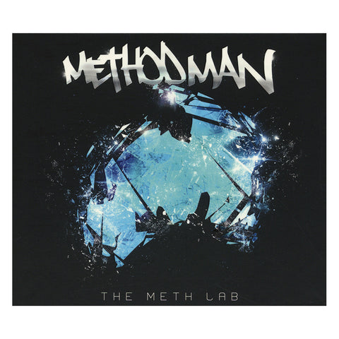 Method Man - 'The Meth Lab' [CD]