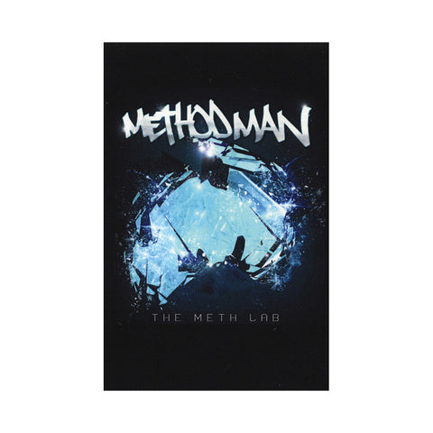 Method Man - 'The Meth Lab' [Cassette Tape]