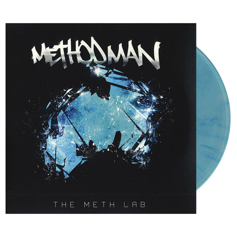 Method Man - 'The Meth Lab' [(Crystal Blue) Vinyl [2LP]]