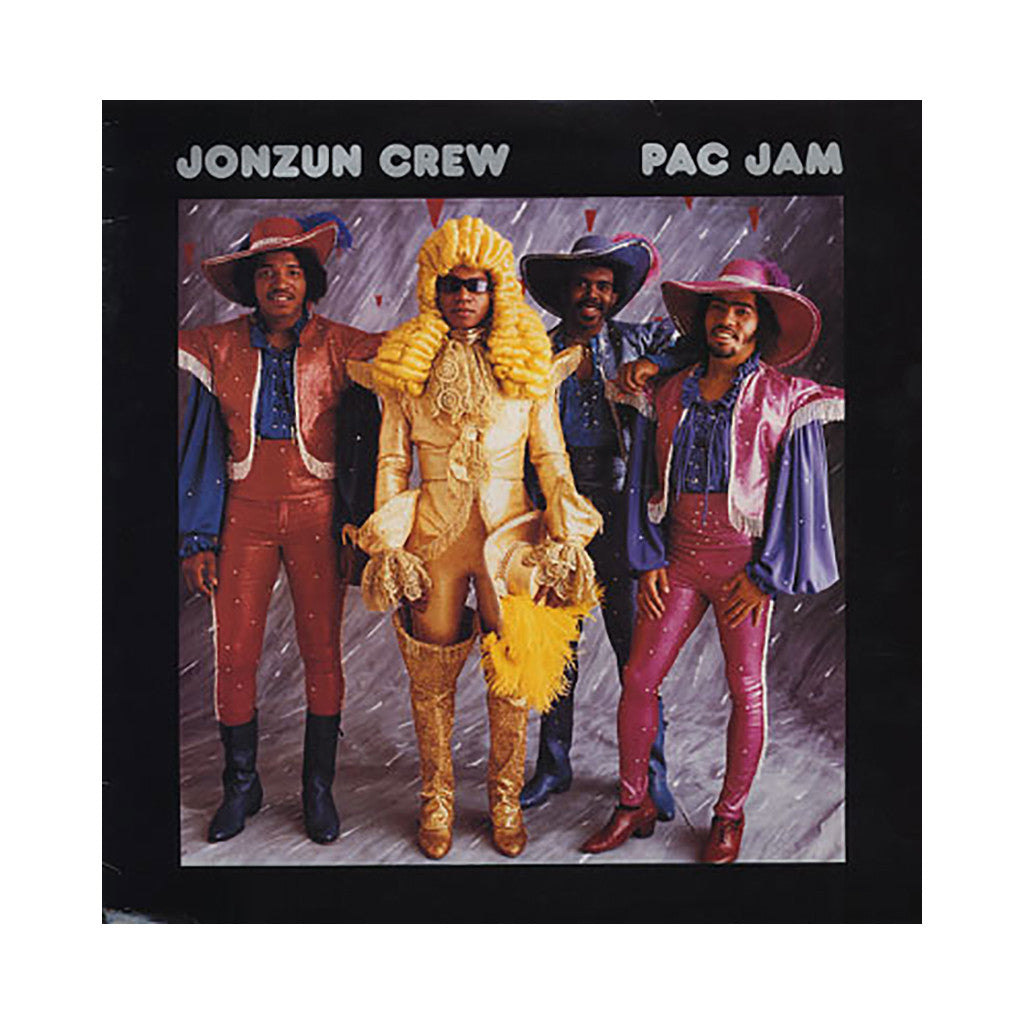 "<!--019820101016731-->Jonzun Crew - 'Pac Jam (Look Out For The OVC)/ Space Is The Place (Extended Version)' [(Black) 12"" Vinyl Single]"