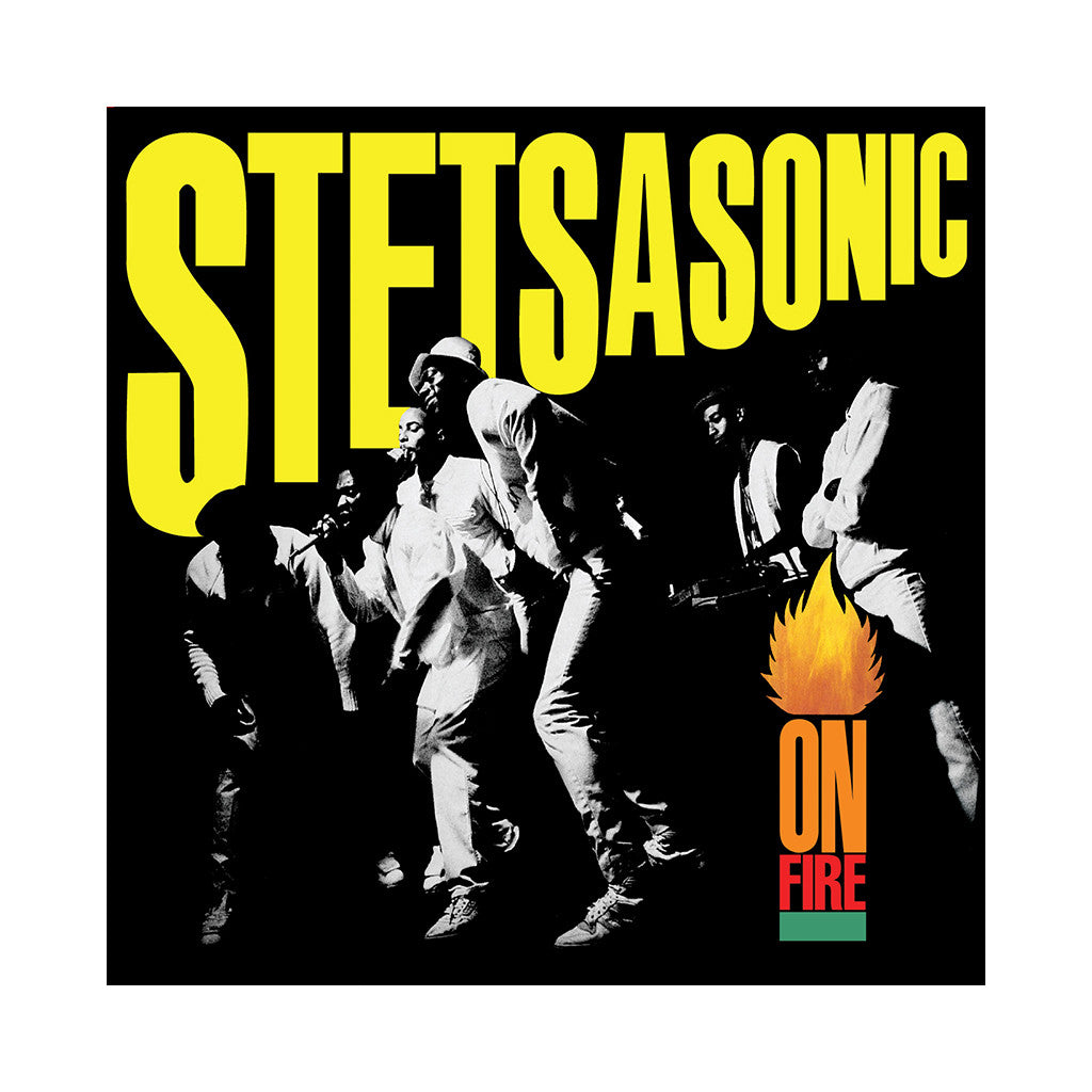 <!--1986010110-->Stetsasonic - 'On Fire' [(Black) Vinyl [2LP]]