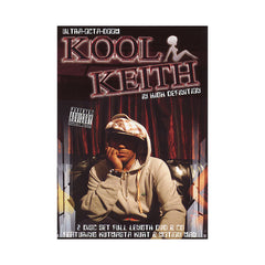 <!--020070529009104-->Kool Keith - 'Ultra-Octa-Doom' [DVD]