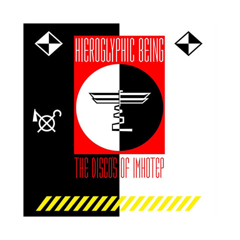 "[""Hieroglyphic Being - 'The Disco's Of Imhotep' [(Black) Vinyl LP]""]"