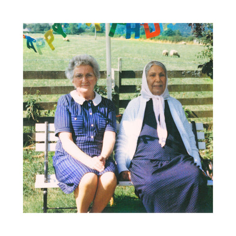 Dauwd - 'Theory of Colours' [(Black) Vinyl LP]