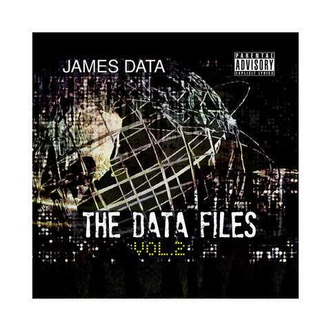 "[""James Data - 'The Data Files Vol. 2' [CD]""]"