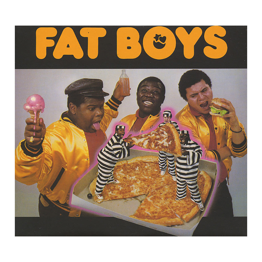 <!--120120710044086-->Fat Boys - 'Fat Boys' [CD]