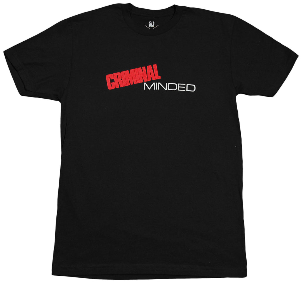 Boogie Down Productions - 'Criminal Minded' [(Black) T-Shirt]
