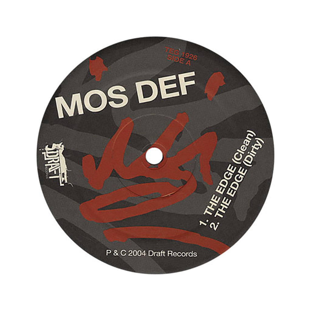 <!--2004120257-->Mos Def - 'The Edge (INSTRUMENTAL)' [Streaming Audio]
