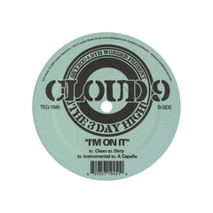 "Skyzoo & 9th Wonder - 'Way To Go/ I'm On It' [(Black) 12"" Vinyl Single]"
