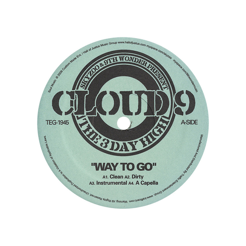 <!--2006101436-->Skyzoo & 9th Wonder - 'I'm On It (INSTRUMENTAL)' [Streaming Audio]
