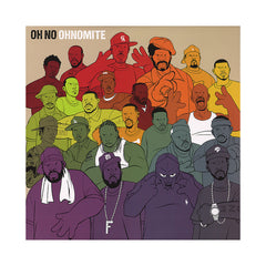 <!--020120605041024-->Oh No - 'OhNoMite' [(Black) Vinyl [2LP]]