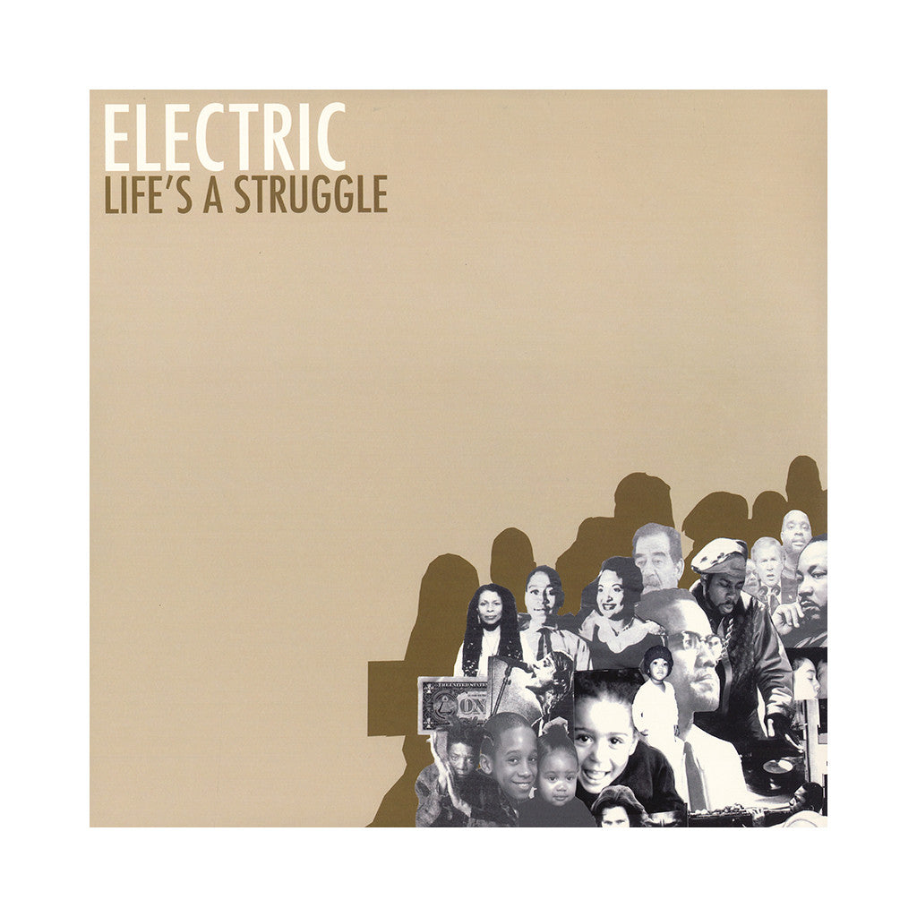 <!--2002080220-->Electric - 'The Late Show' [Streaming Audio]