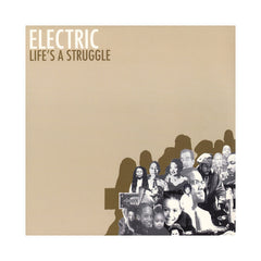 <!--020040316003585-->Electric - 'Life's A Struggle' [CD]