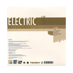Electric - 'Life's A Struggle' [(Black) Vinyl LP]