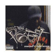 <!--020060221006672-->Blaq Poet - 'Rewind: Deja Screw' [CD]