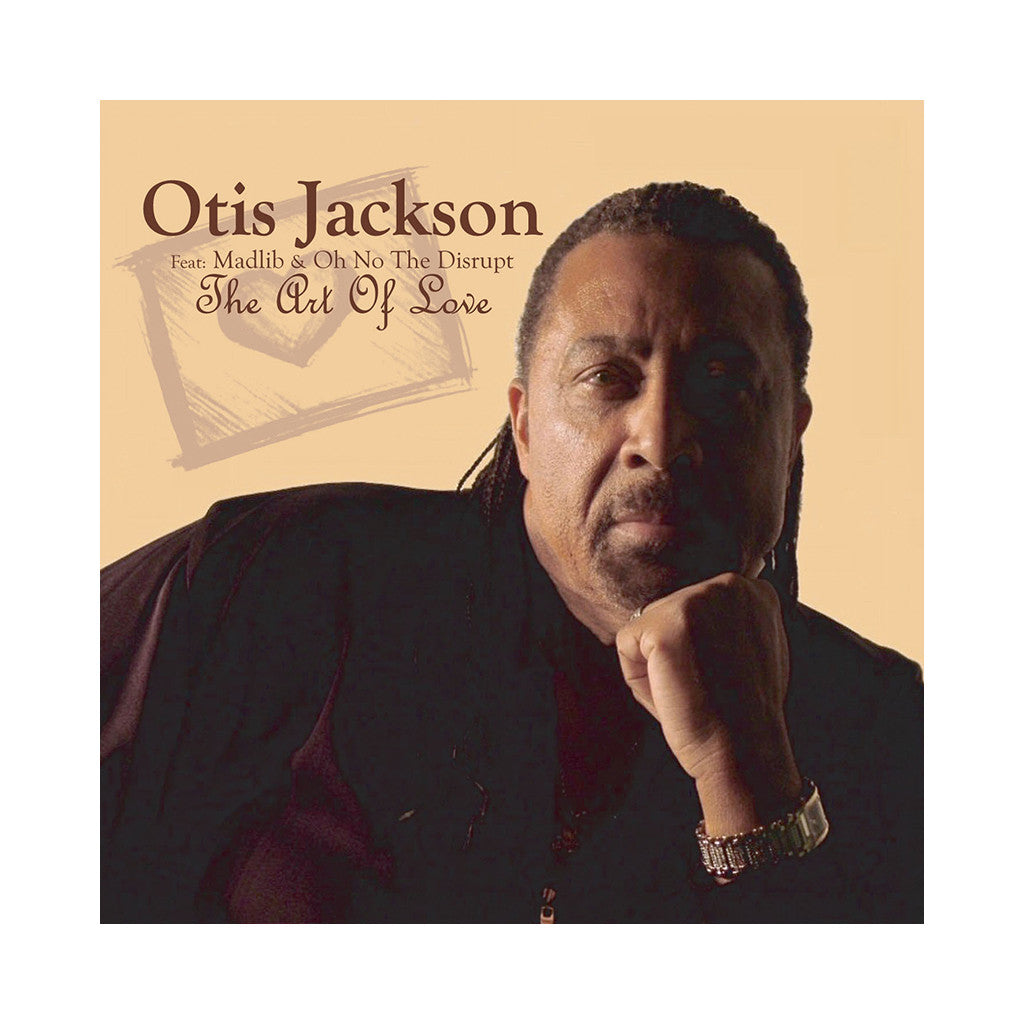 Otis Jackson Sr. (Madlib's Father) - 'The Art Of Love' [CD]
