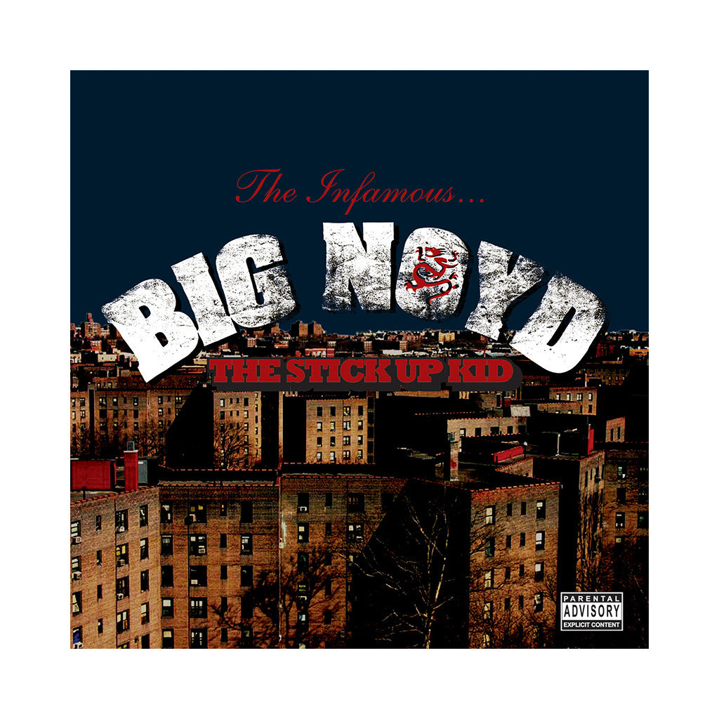 Big Noyd - 'The Stick Up Kid' [CD]