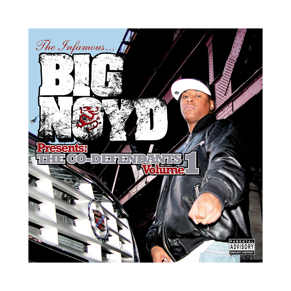 <!--020070417009374-->Big Noyd - 'The Co-Defendant Vol. 1' [CD]
