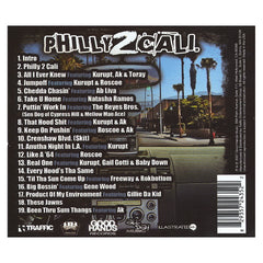 <!--020070522009523-->Tangled Thoughts (Kurupt Presents) - 'Philly 2 Cali' [CD]