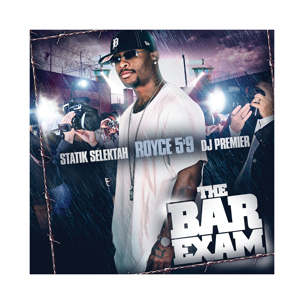 "<!--020070605009737-->Royce Da 5'9"" - 'The Bar Exam' [CD]"