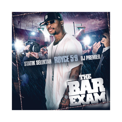 "Royce Da 5'9"" - 'The Bar Exam' [CD]"