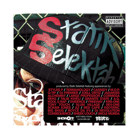 Statik Selektah - 'Spell My Name Right: The Album' [CD]
