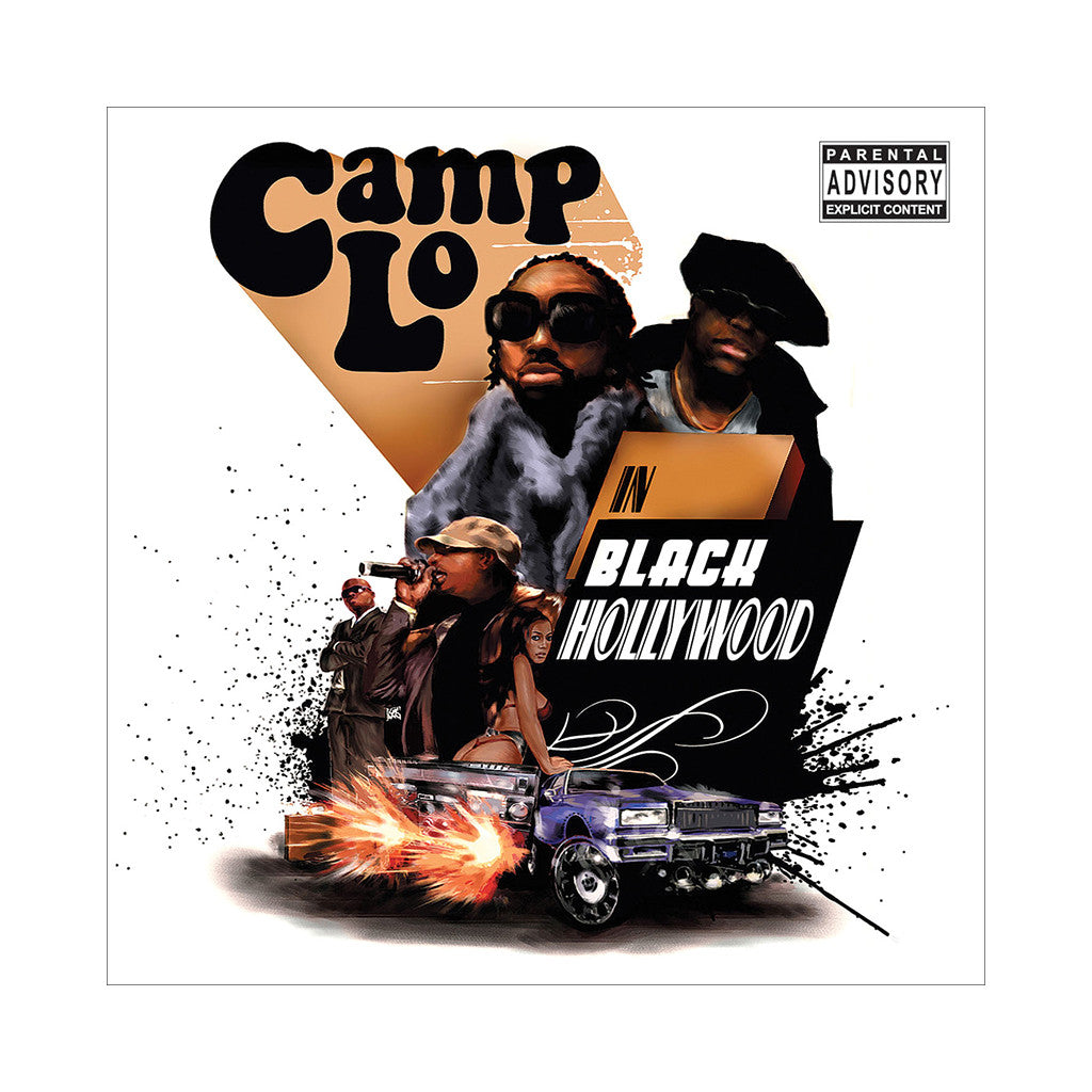 <!--2007090527-->Camp Lo - 'Black Hollywood' [Streaming Audio]