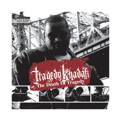 <!--020070619009831-->Tragedy Khadafi - 'The Death Of Tragedy' [CD]