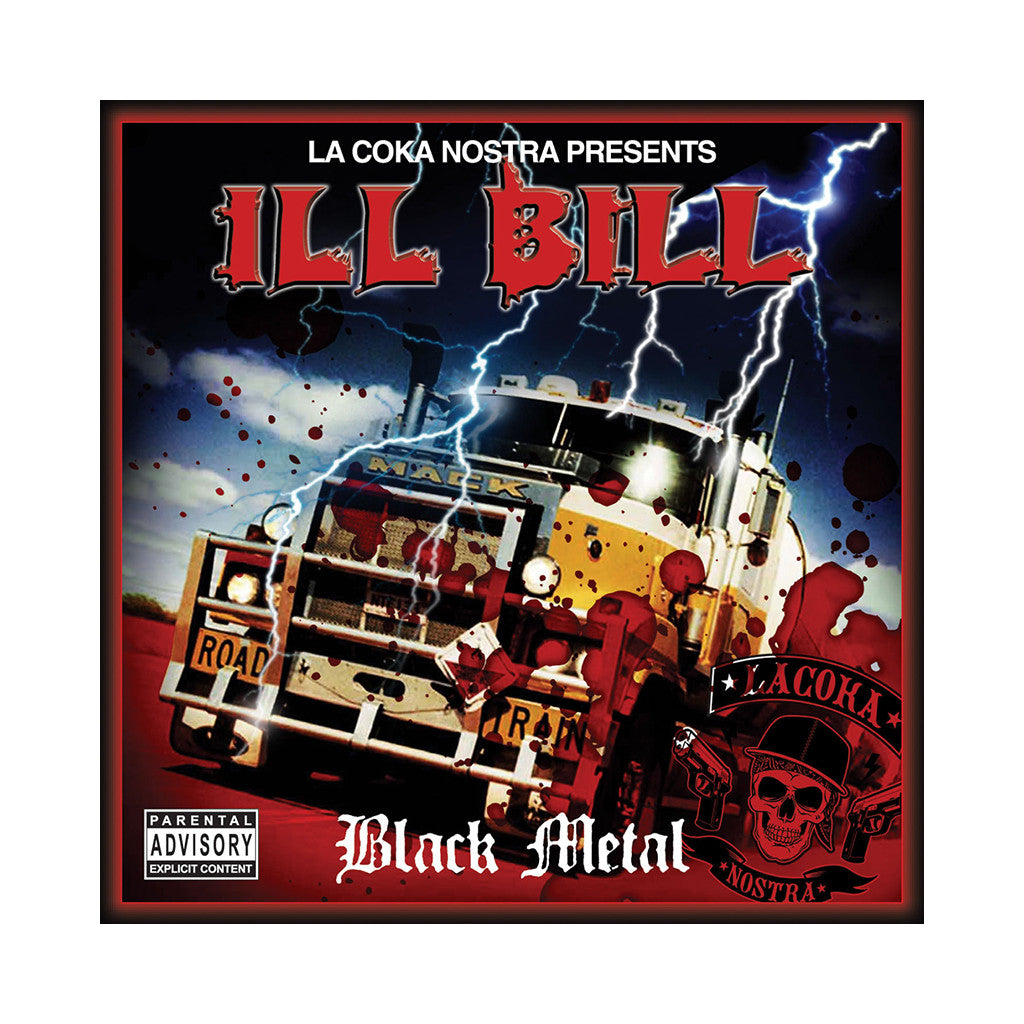 <!--2007090556-->Ill Bill - 'Ill Bill' [Streaming Audio]