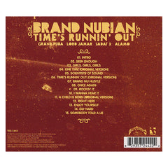 <!--020070821010221-->Brand Nubian - 'Time's Runnin' Out' [CD]