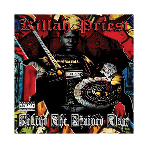 Killah Priest - 'Behind The Stained Glass' [CD]