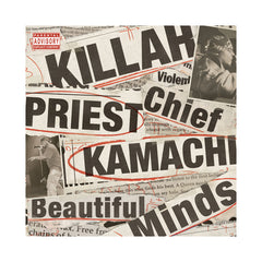 <!--020080923014772-->Killah Priest & Chief Kamachi - 'Beautiful Minds' [CD]
