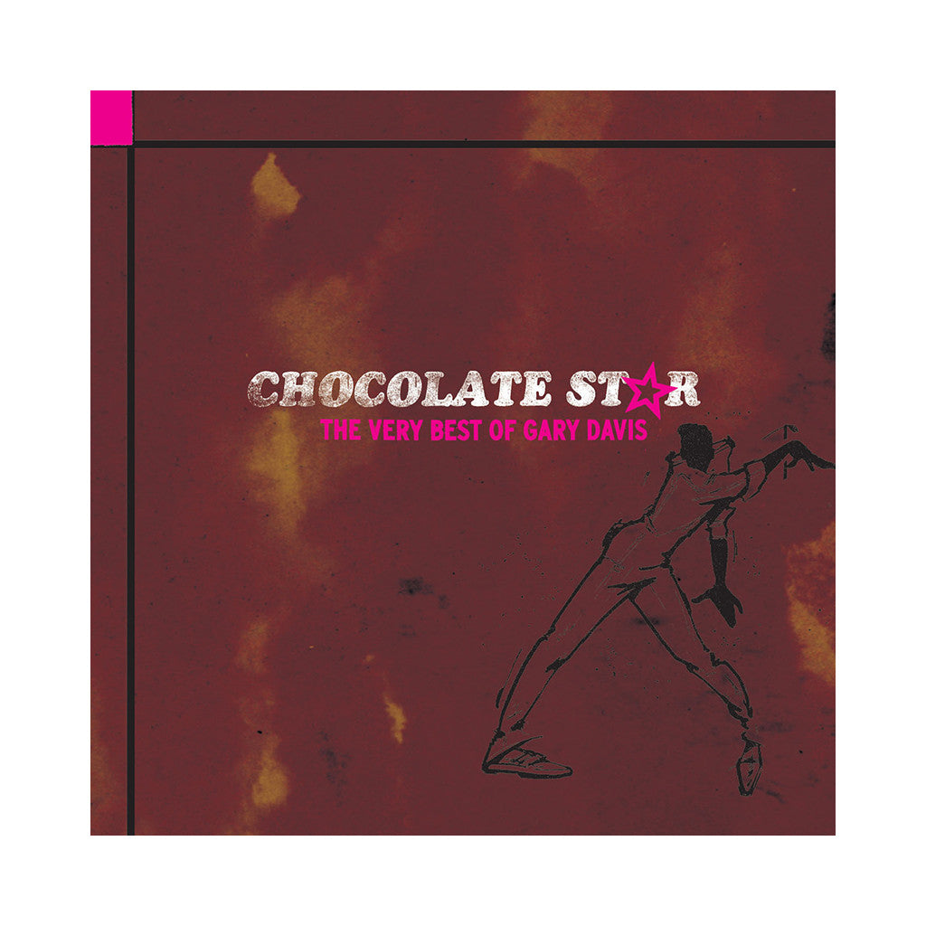 Gary Davis - 'Chocolate Star: The Very Best Of Gary Davis' [(Black) Vinyl [2LP]]