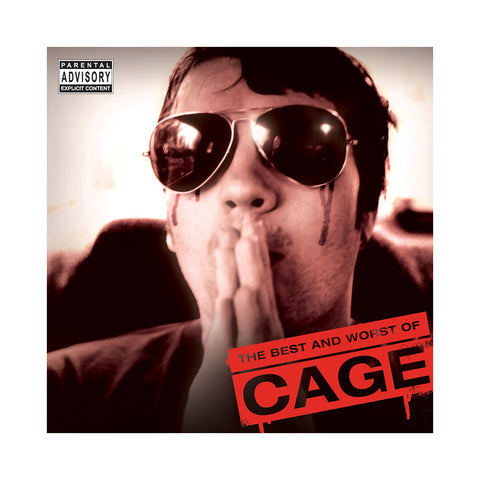 Cage - 'The Best & Worst Of Cage' [CD]