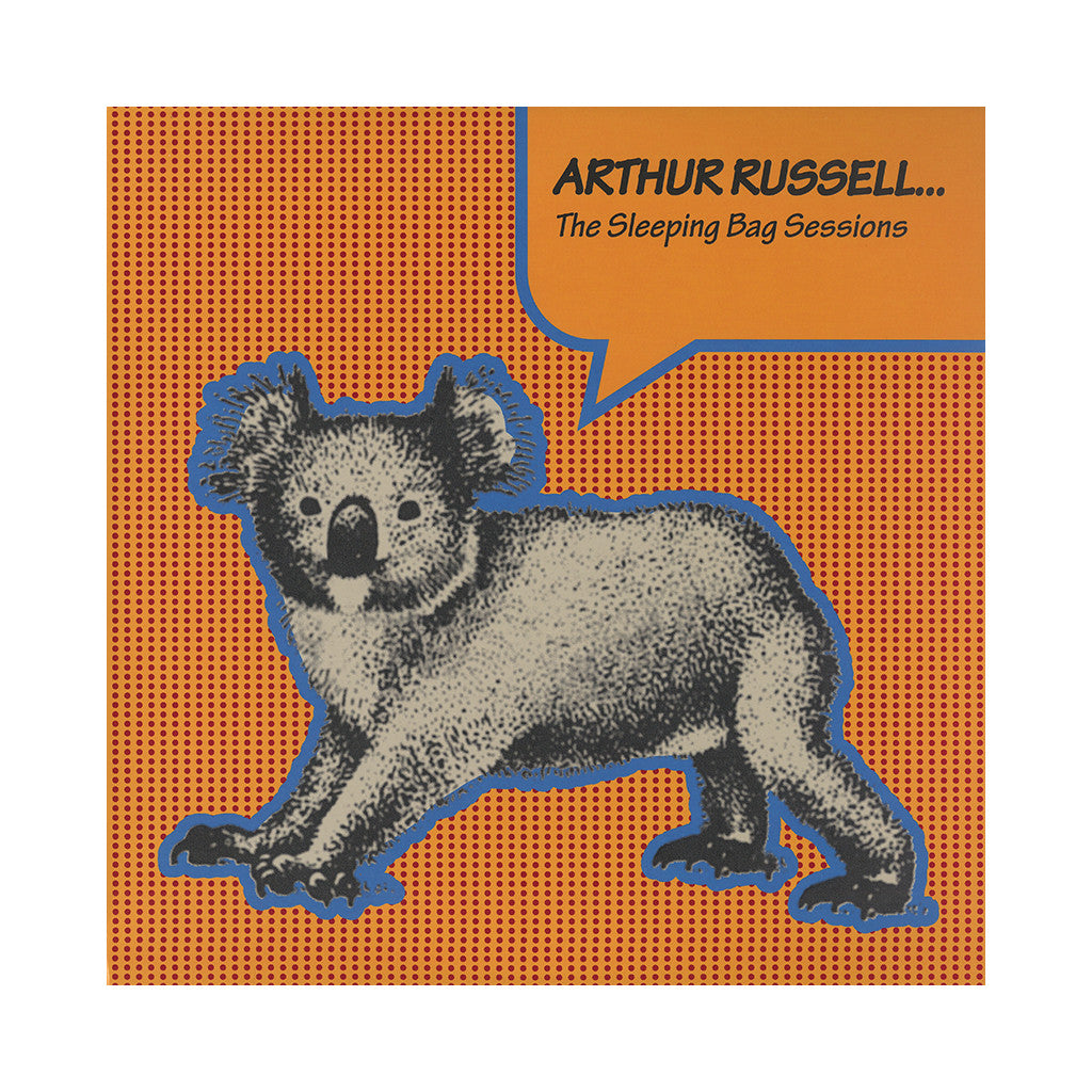 Arthur Russell - 'The Sleeping Bag Sessions' [CD]
