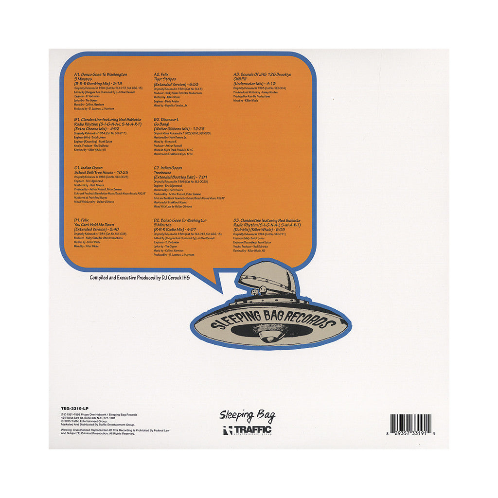 Arthur Russell - 'The Sleeping Bag Sessions' [(Black) Vinyl [2LP]]