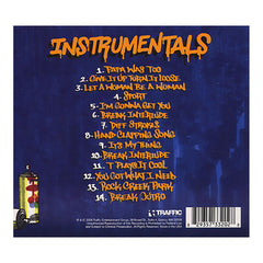 Ultimate Breaks & Beats - 'Instrumentals Vol. 2' [CD]