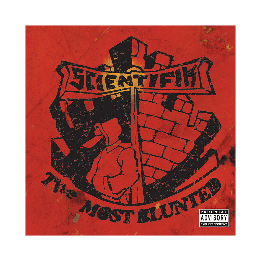 Scientifik - 'The Most Blunted' [CD]