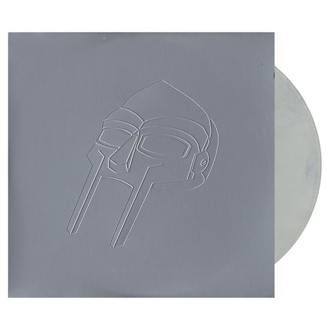 M.F. DOOM - 'Operation: Doomsday (SILVER AGE VERSION)' [(Gunmetal) Vinyl [2LP]]