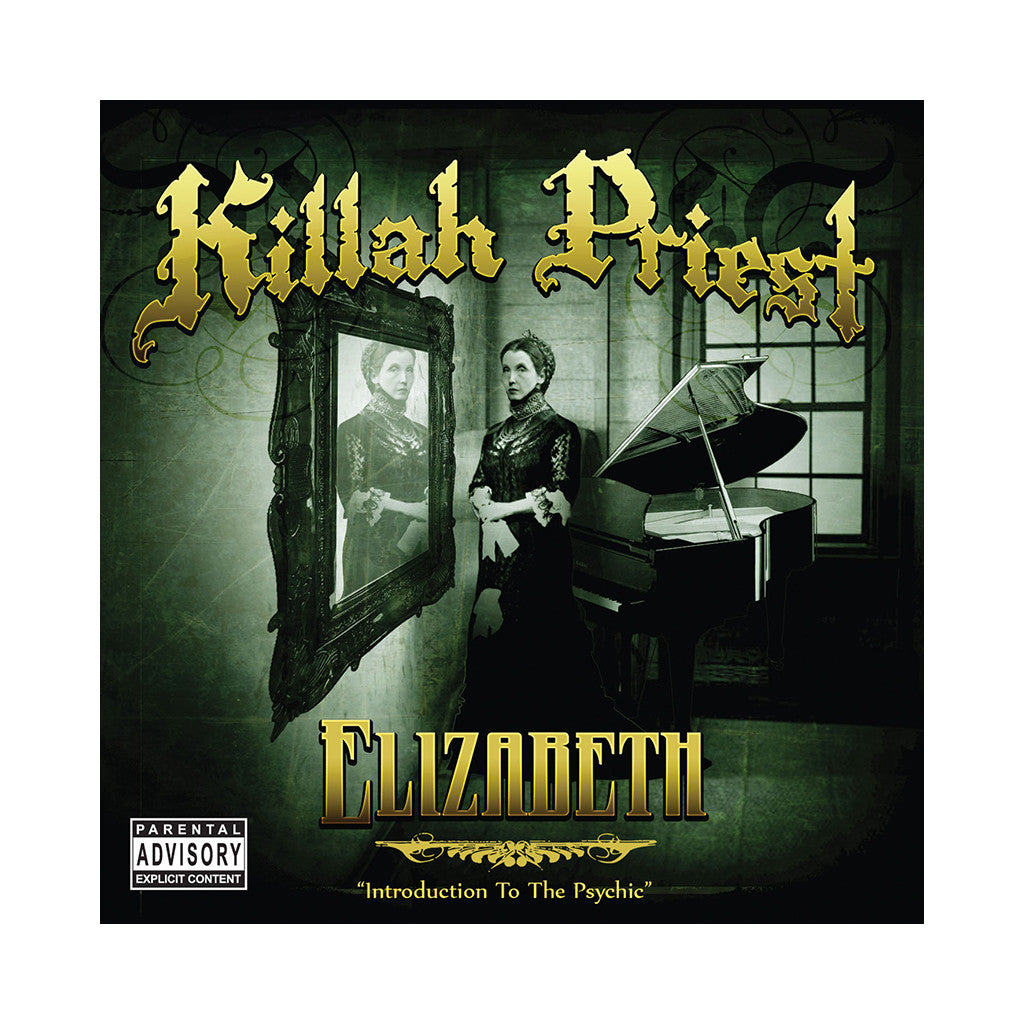 <!--2009111308-->Killah Priest - 'The 7 Crowns Of God' [Streaming Audio]