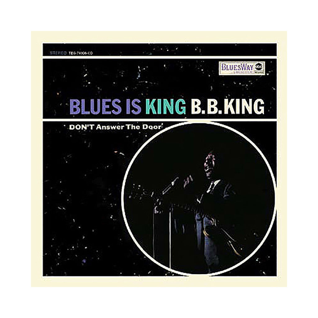 B.B. King - 'Blues Is King' [CD]