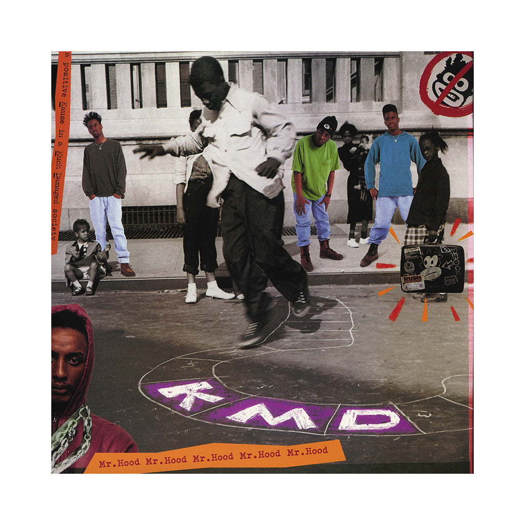 <!--120061003008168-->KMD - 'Mr. Hood' [CD]
