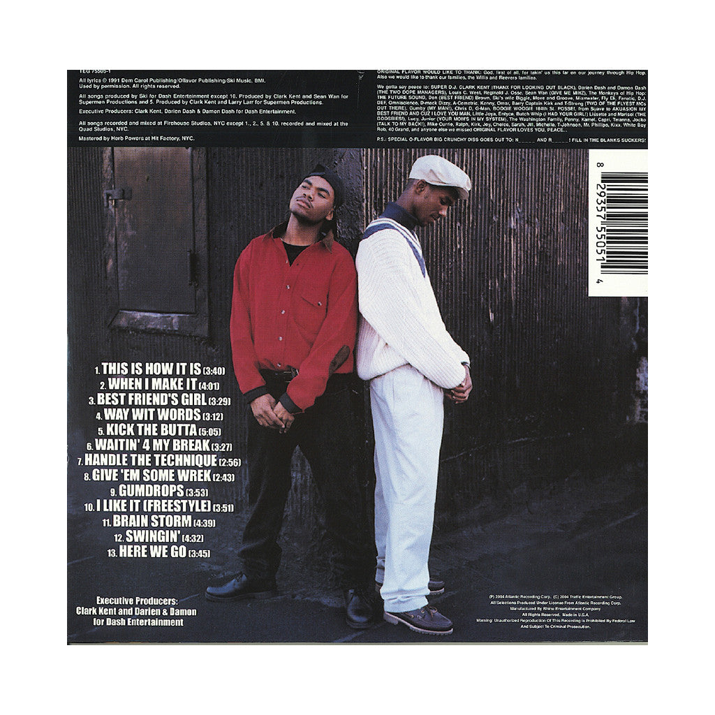 <!--120040101004968-->Original Flavor - 'This Is How It Is' [(Black) Vinyl [2LP]]