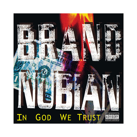"[""Brand Nubian - 'In God We Trust' [(Black) Vinyl [2LP]]""]"