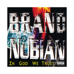 <!--119930202068444-->Brand Nubian - 'In God We Trust' [(Black) Vinyl [2LP]]