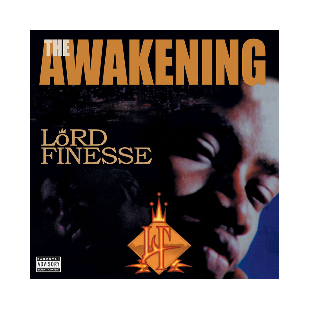 <!--2006112134-->Lord Finesse - 'The Awakening' [CD]